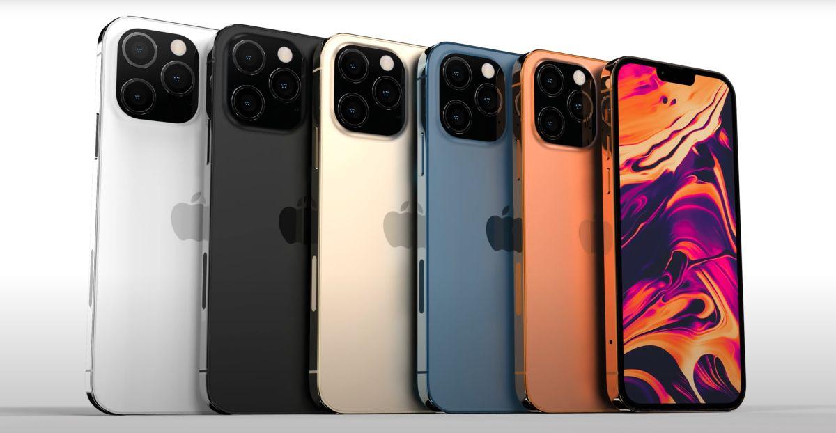 Så blir iPhone 13 Pro och 13 Pro Max i minne och färger