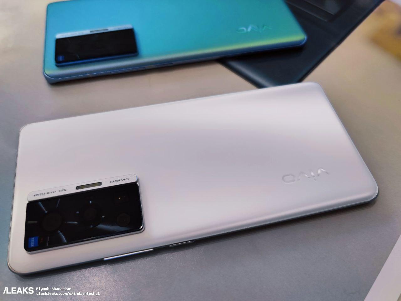 Så här ser Vivo X70 Pro ut!