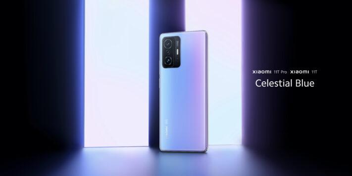 Xiaomi introducerar Mi 11T Pro med supersnabb laddning och Snapdragon 888